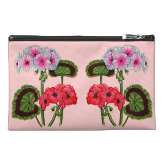 geraniums travel accessories bags