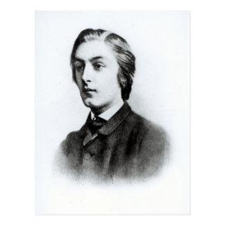 Gerard Manley Hopkins Postales