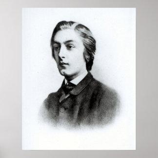 Gerard Manley Hopkins Poster
