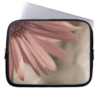 gerber daisy computer sleeve