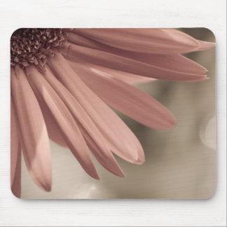 gerber daisy mousepad