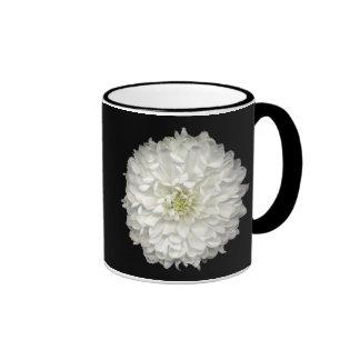 Gerber Daisy Ringer Mug