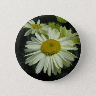 Gerber Daisy Shining Bright Button