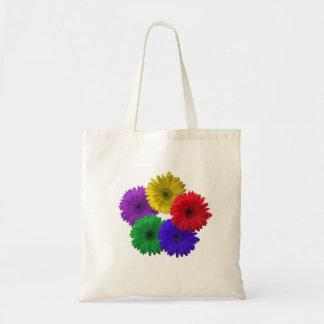 Gerber Daisy Tote Budget Tote Bag