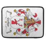 Gerber Family Crest Sleeve For MacBook Pro