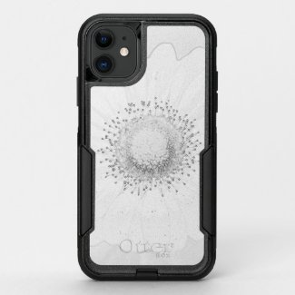Gerbera BW OtterBox Commuter iPhone 11 Case