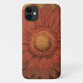 Gerbera iPhone 11 Case