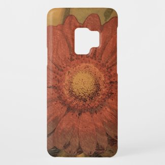 Gerbera Case-Mate Samsung Galaxy S9 Case