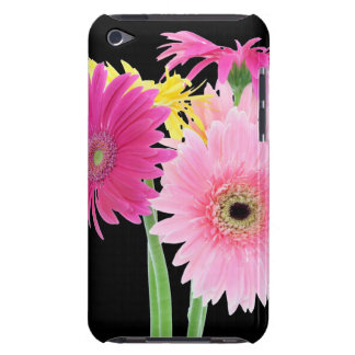 Gerbera Daisies Pink Barely There iPod Cases