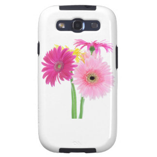 Gerbera Daisies Pink Galaxy SIII Cover