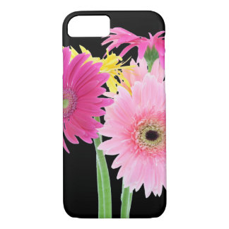 Gerbera Daisies Pink iPhone 7 Case
