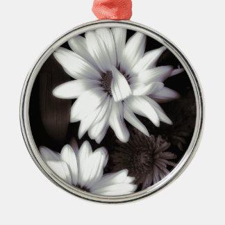 Gerbera Daisies product line Metal Ornament