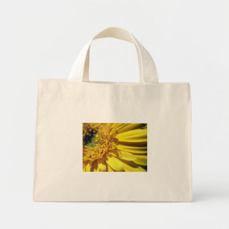 Gerbera Daisy Mini Tote Bag