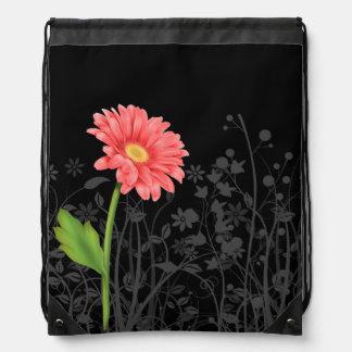 Gerbera Daisy * choose background color Backpacks