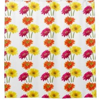 Daisy Delight Shower Curtains