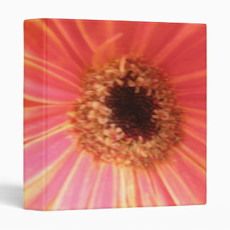 Gerbera Daisy Flower Photograph Album Binder