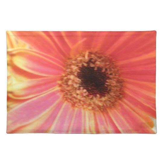 Gerbera Daisy Flower Placemat
