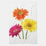 Gerbera Daisy Kitchen Towel
