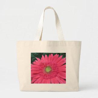 Gerbera Daisy Large Tote Bag