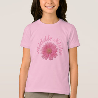 Gerbera Daisy Middle Sister T-shirts
