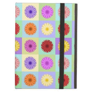 Gerbera Daisy Pattern iPad Air Cover