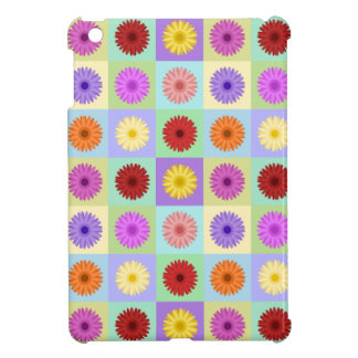 Gerbera Daisy Pattern iPad Mini Cases