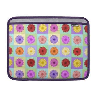 Gerbera Daisy Pattern Sleeve For MacBook Air