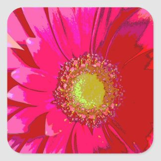 Gerbera Daisy Sticker