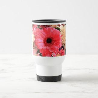 Gerbera Daisy Travel Mug