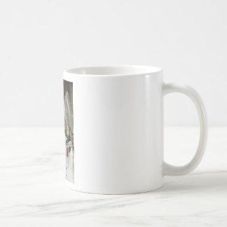 Gerbera Daisy Wedding Cake Mug