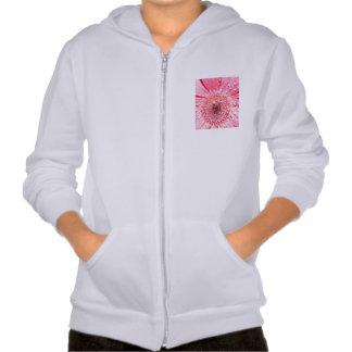 Gerbera Flower Hoody