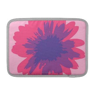 Gerbera Flower MacBook Sleeve