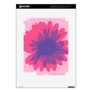 Gerbera Flower Skin For iPad 3