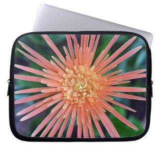 Gerbera flowers computer sleeve