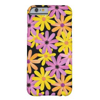Gerbera flowers pattern, background iPhone 6 case
