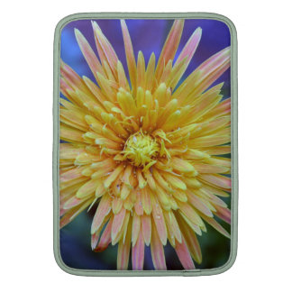 Gerbera flowers sleeves for MacBook air