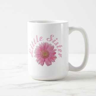 Gerbera Little Sister Coffee Mug