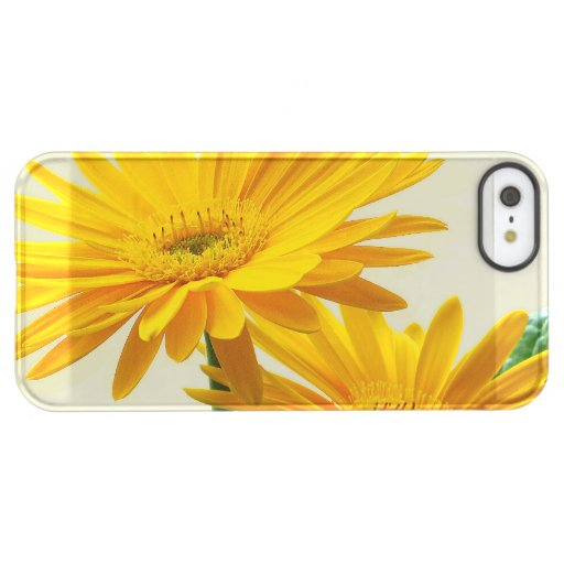 gerbera permafrost® iPhone SE/5/5s case