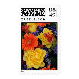 Gerbera Rose Bouquet Postage
