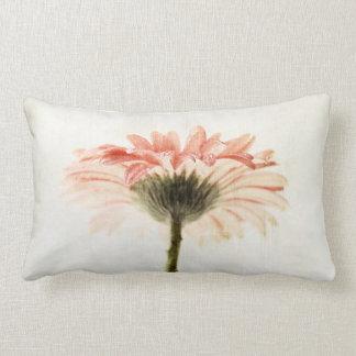 Gerbera Turnaround Lumbar Pillow