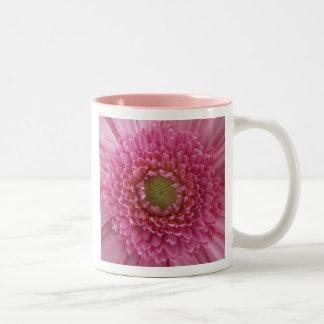 Gerbera Two-Tone Coffee Mug