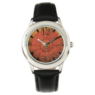 Gerbera Wrist Watch
