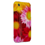Gerberas florales Case-Mate iPhone 3 cárcasa