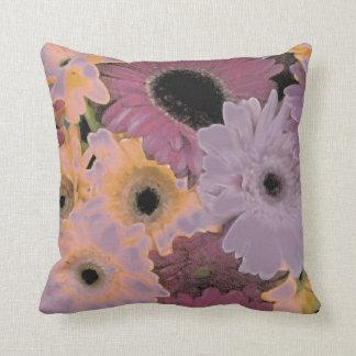 Gerberas in Cluster, pillow