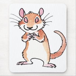 Gerbil Mouse Pad