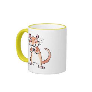 Gerbil Ringer Coffee Mug