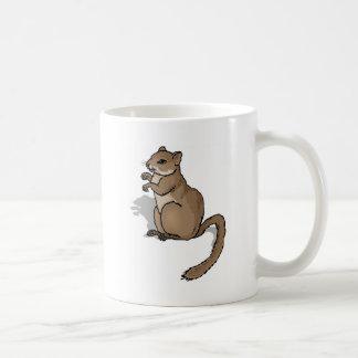 gerbil classic white coffee mug