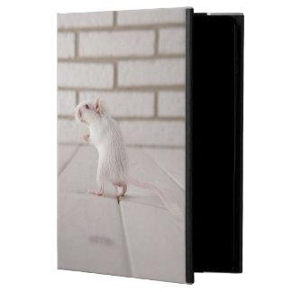 Gerbil standing iPad air cover