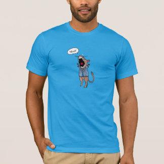 Gerbil Yawning T-Shirt