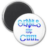 Gerbils are Cool Fridge Magnet